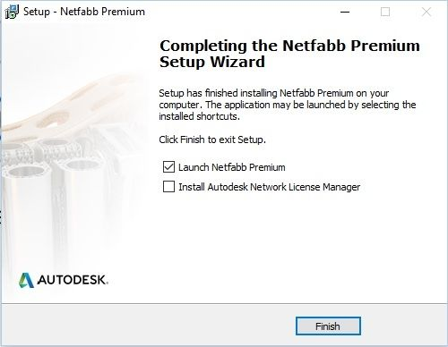 3DLimitLess | Repair STL files with Autodesk Netfabb - Installation