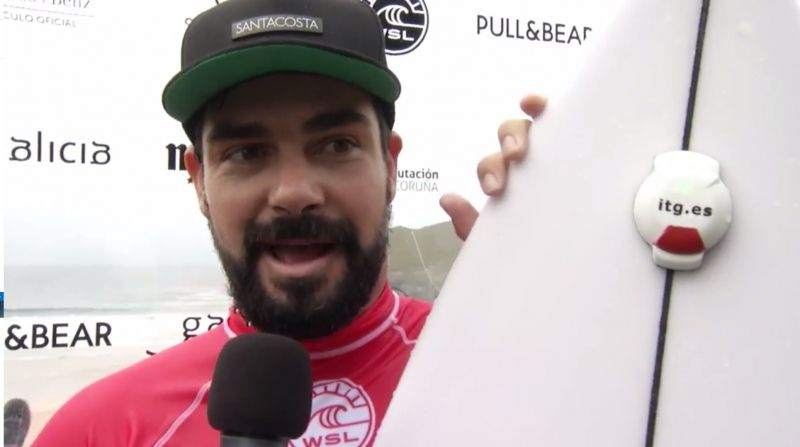 Willian Cardoso, numero 9 del ranking WSL (Qualifying Series)