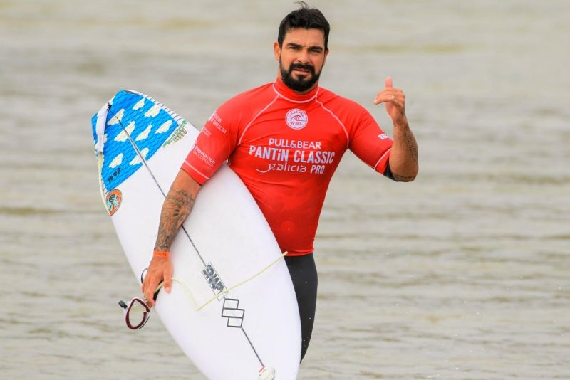 Willian Cardoso, numero 9 del ranking WSL (Qualifying Series) - Foto de L. Masurel
