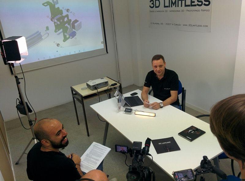 3D LimitLess news