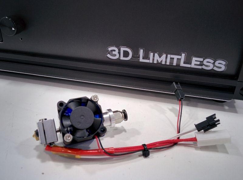 Sustitución de cabezal Impresora ILC