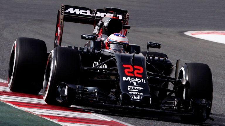 McLaren Honda revela el uso de impresion 3D