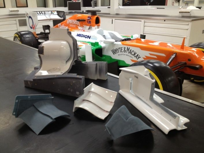 La impresión 3D en el ambito industrial: Automoción